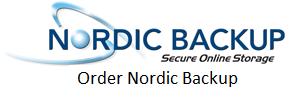 Order Nordic backup Now